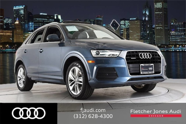 2016 Audi Q3 Certified Premium Plus w/Technology SUV For Sale in Chicago, IL