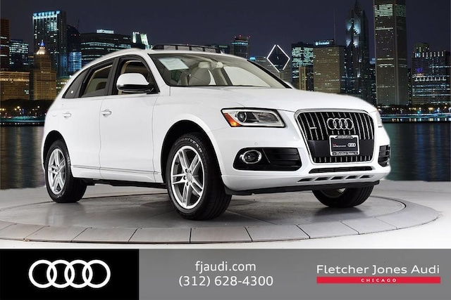 2016 Audi Q5 Certified Premium Plus Tech & 19s SUV For Sale in Chicago, IL