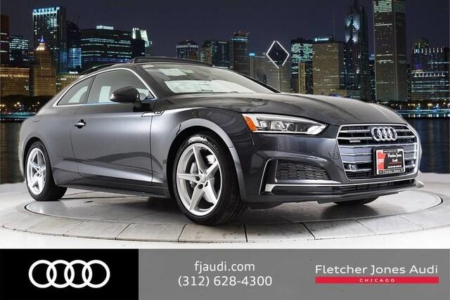 2019 Audi A5 2.0T Premium Plus Coupe For Sale in Chicago, IL