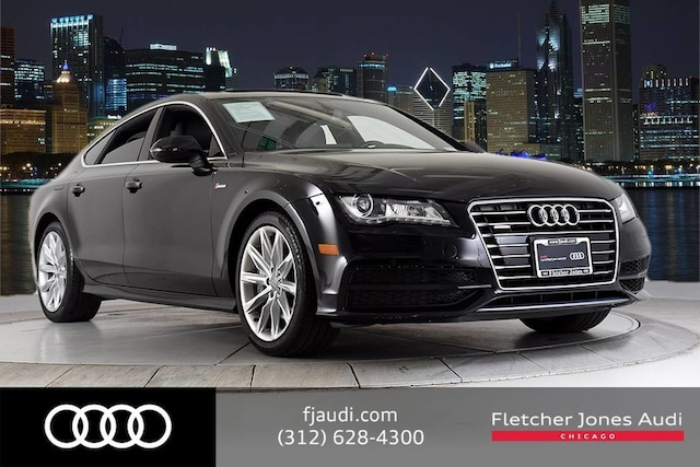 2014 Audi A7 Certified 3.0 Prestige Hatchback For Sale in Chicago, IL
