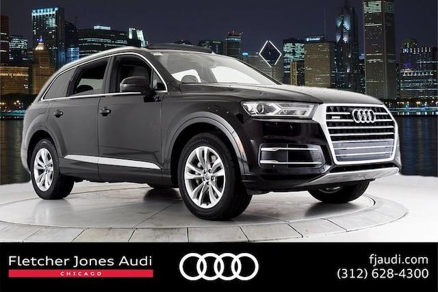 2019 Audi Q7 3.0T Premium SUV For Sale in Chicago, IL