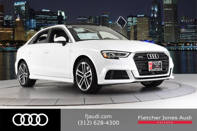 2019 Audi A3 2.0T Premium Plus Sedan For Sale in Chicago, IL