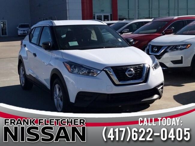 2018 Nissan Kicks S SUV
