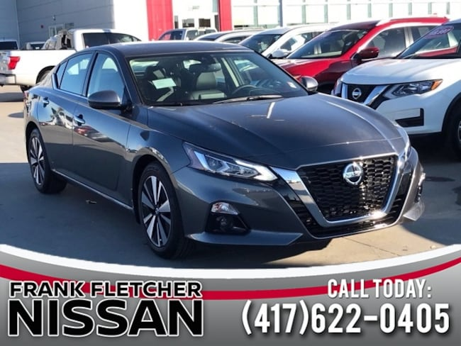 New 2019 Nissan Altima 2.5 SL Sedan 1N4BL4EV9KC119359 Joplin