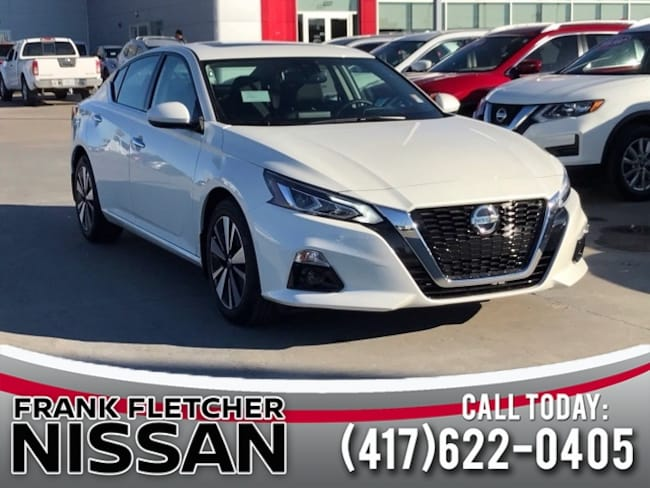 New 2019 Nissan Altima 2.5 SV Sedan 1N4BL4DV2KC112030 Joplin