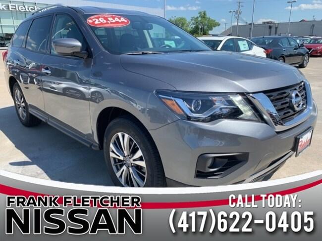 Used 2019 Nissan Pathfinder SV SUV Joplin
