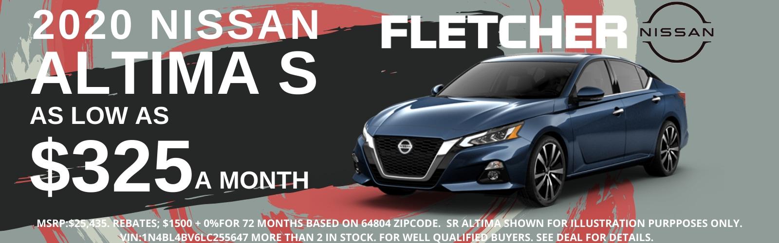 Nissan Bentonville Ar >> Fletcher Nissan Joplin | New 2019 & Used Car Dealershi