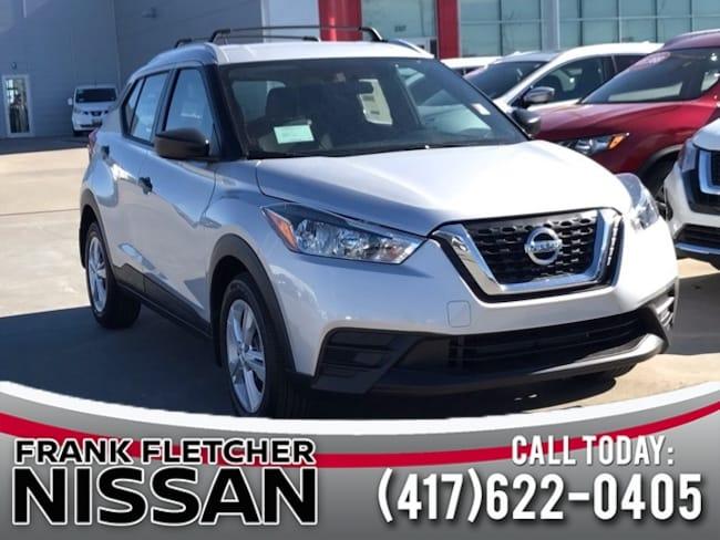 New 2018 Nissan Kicks S SUV 3N1CP5CU0JL536247 Joplin