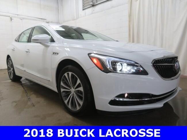 2018 Buick LaCrosse Essence Sedan
