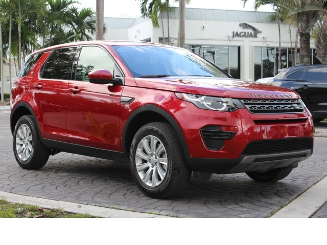 New Range Rover Miami FL