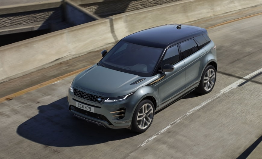2021 Range Rover Evoque North Miami FL