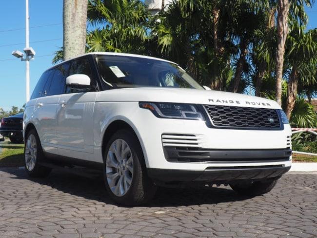 2019 Land Rover Range Rover 3.0L V6 Supercharged SUV