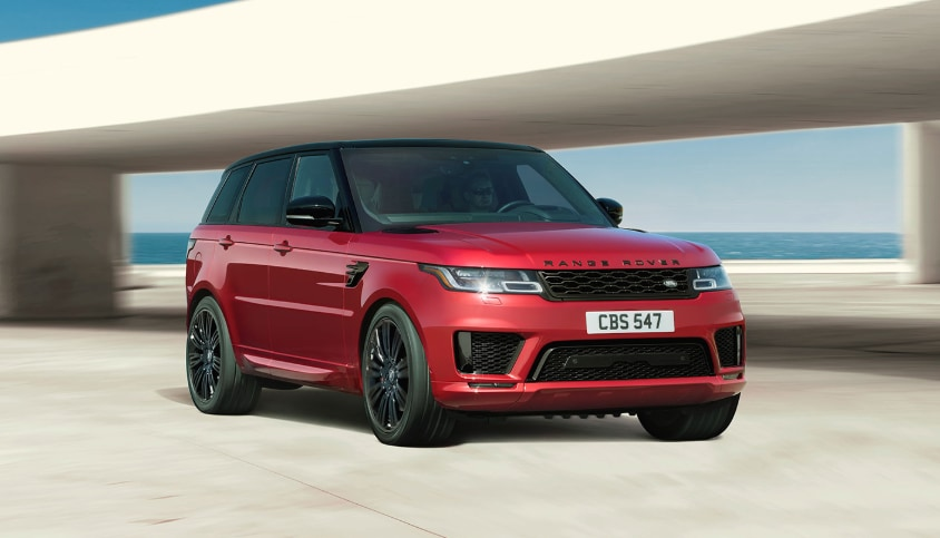 Land Rover Lease Deal
