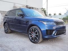 2019 Land Rover Range Rover Sport Autobiography SUV Miami
