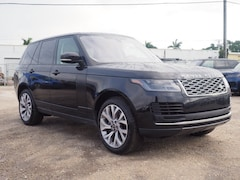 2019 Land Rover Range Rover 3.0 Supercharged HSE SUV Miami