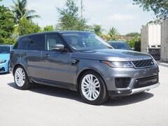 2019 Land Rover Range Rover Sport HSE SUV Miami