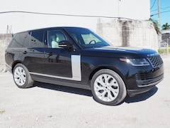 2019 Land Rover Range Rover 3.0L V6 Supercharged HSE SUV Miami