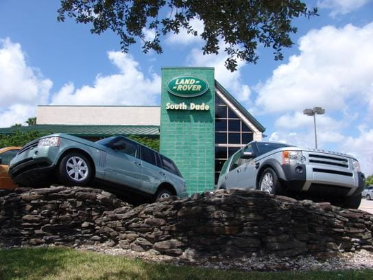 Land Rover South Dade: New & Pre-owned Dealership Miami