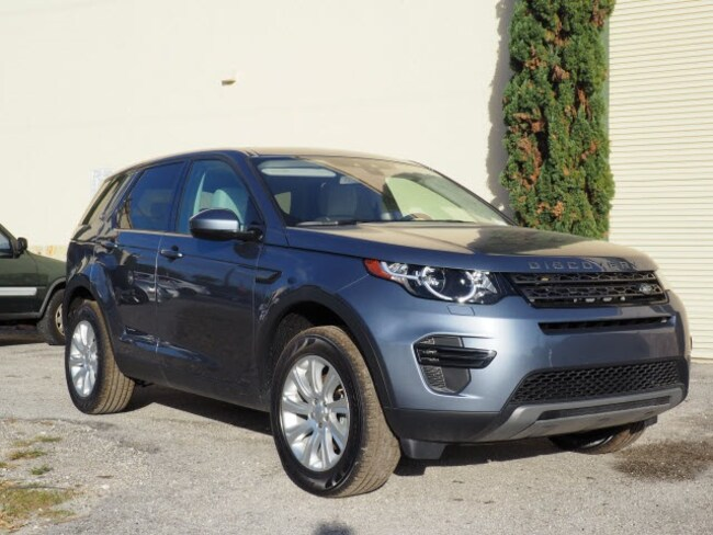 2019 Land Rover Discovery Sport SE SUV