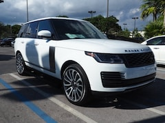 2019 Land Rover Range Rover Autobiography SUV Miami