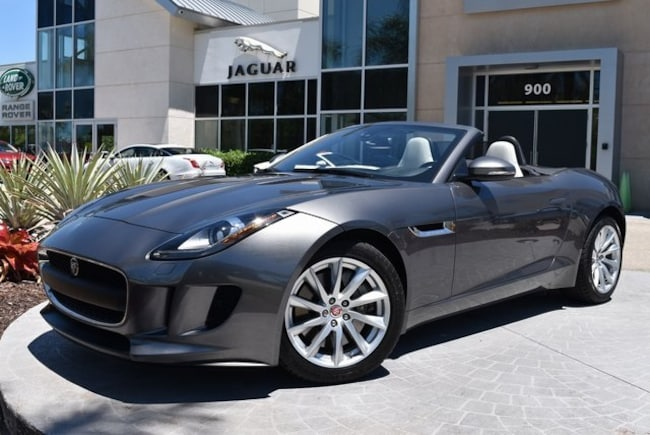 2016 Jaguar F-TYPE Base Convertible