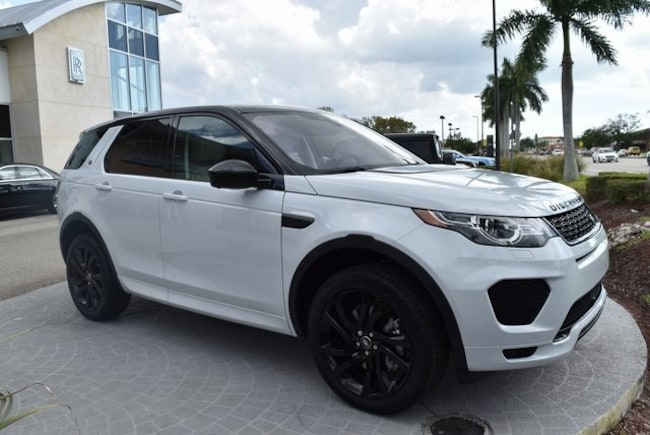 2019 Land Rover Discovery Sport HSE Luxury Dynamic SUV