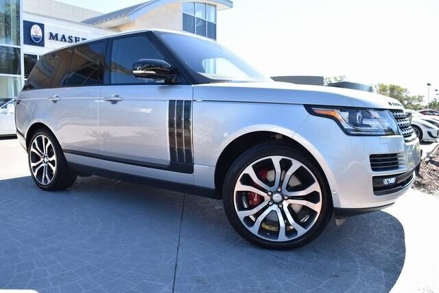 2017 Land Rover Range Rover SV Autobiography SUV