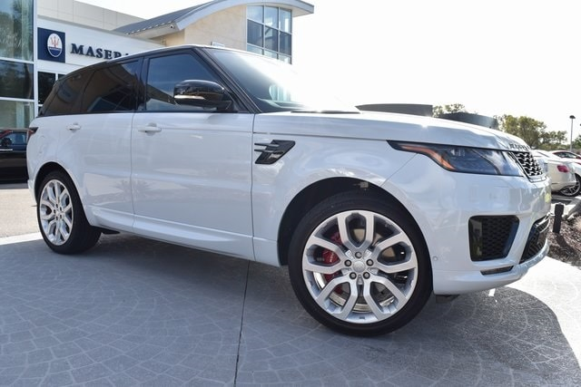 Range Rover Naples >> New 2019 Land Rover Range Rover Sport Dynamic For Sale At Land Rover Naples Vin Salwr2re0ka834530