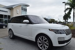 2019 Land Rover Range Rover Supercharged SUV