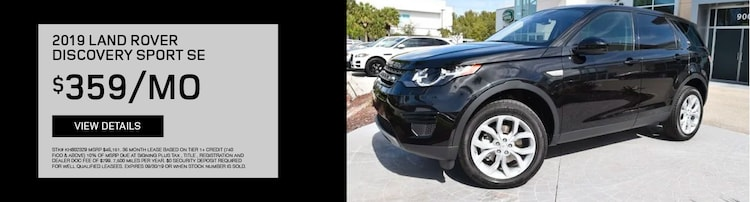 Land Rover Naples | Luxury Dealership in Naples, FL