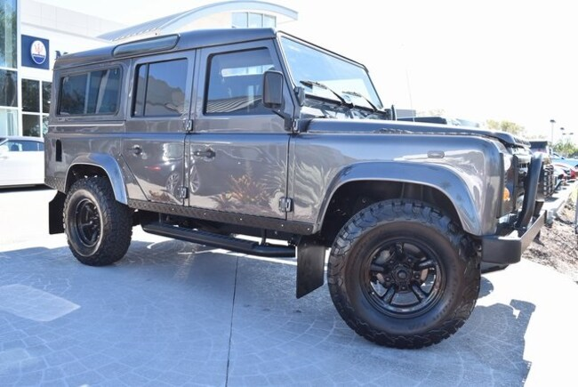 used 1991 land rover defender 110 for sale at land rover naples
