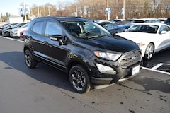 Used 2018 Ford EcoSport SES SUV for sale in Wakefield RI