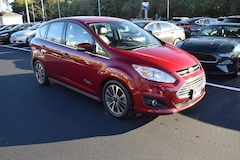 Used 2017 Ford C-Max Energi Titanium Hatchback for sale in Wakefield RI