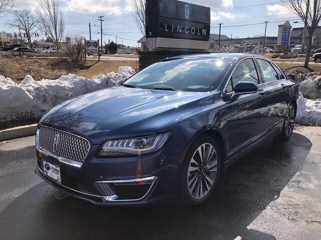 2019 Lincoln MKZ Reserve II Car