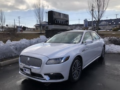 2019 Lincoln Continental Select Car 1LN6L9TK0K5602837