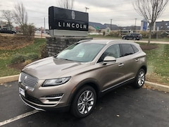 2019 Lincoln MKC Select Crossover 5LMCJ2D9XKUL15925