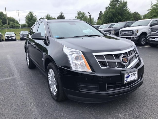 2012 Cadillac SRX Luxury Collection SUV