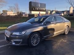 Pre-Owned 2017 Lincoln MKZ Select SEDAN 3LN6L5D9XHR601964 for Sale in Narragansett