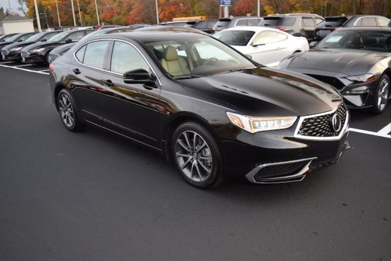 2018 Acura TLX 3.5 Sedan