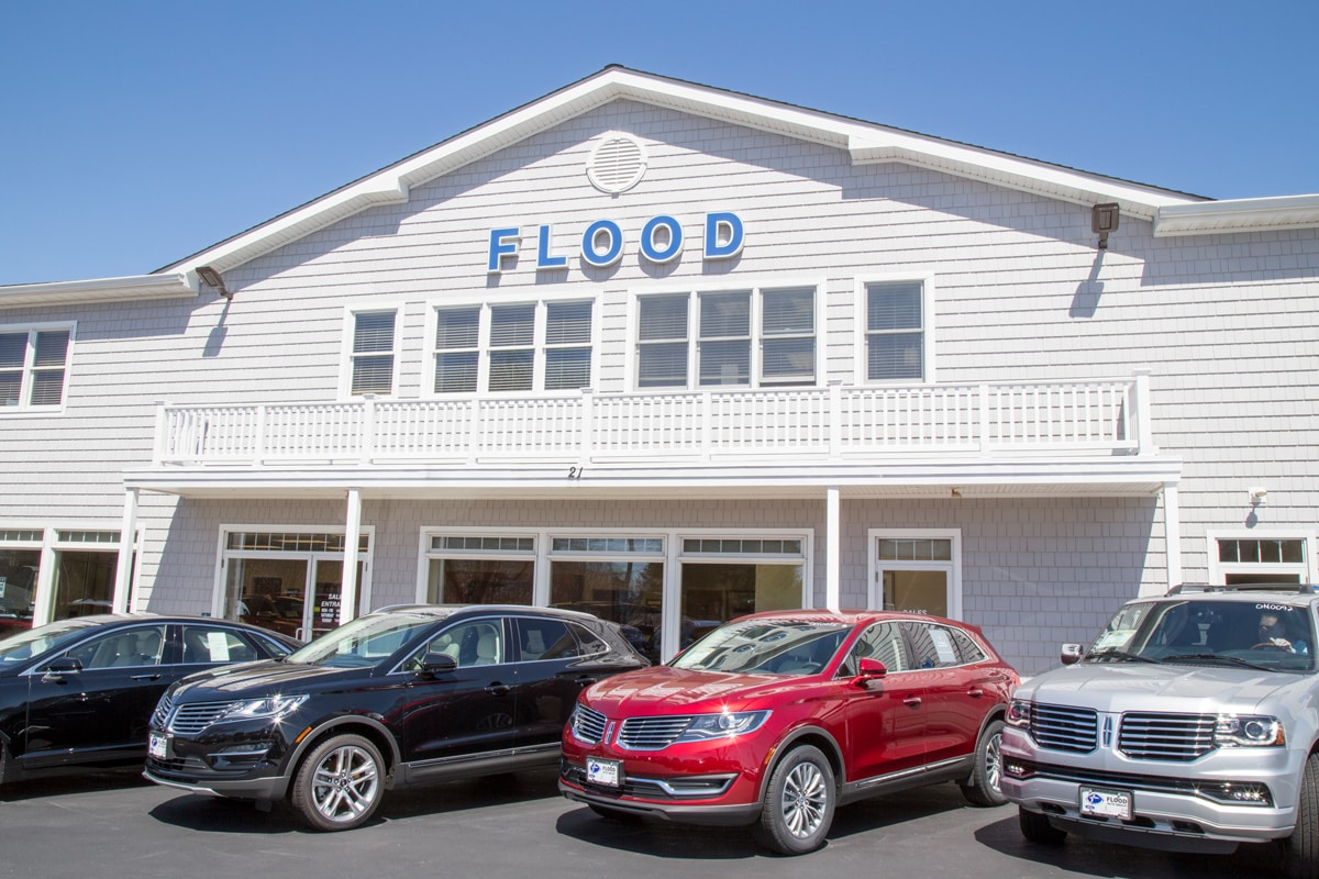 About Flood Ford Lincoln New Lincoln And Pre Owned Car Dealer