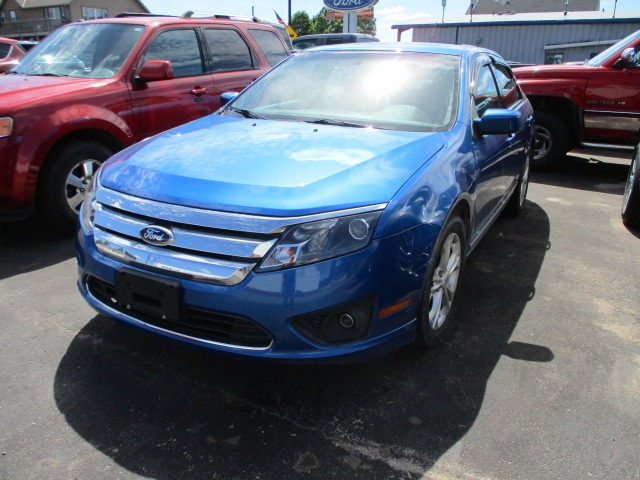 Used 2012 Ford Fusion For Sale at Florence Motor Sales Inc