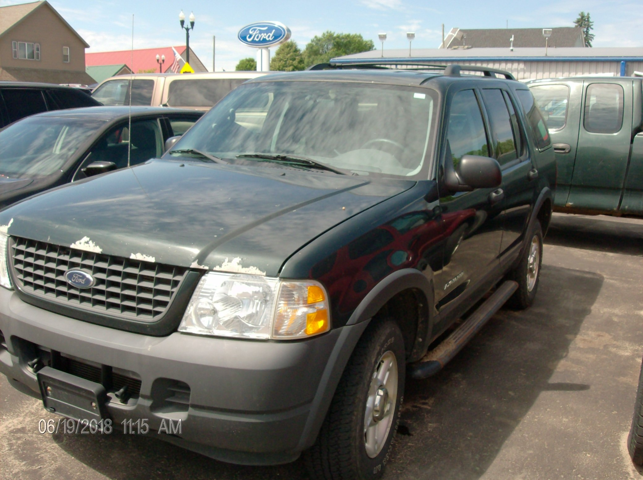 2004 Ford Explorer XLS 4.0L SUV