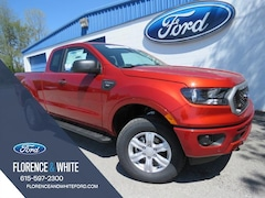 New 2019 Ford Ranger XLT 4WD Supercab 6 Box Truck for Sale in Smithville TN