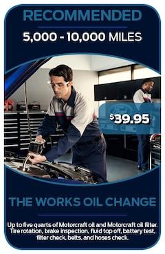 Oil Change 8/30/2019