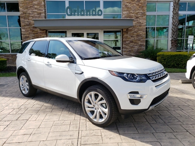 2019 Land Rover Discovery Sport HSE Luxury HSE Luxury 4WD