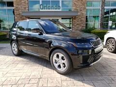 2019 Land Rover Range Rover Sport HSE Td6 Diesel HSE