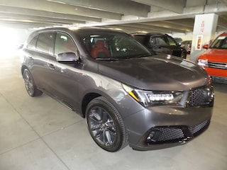 2019 Acura MDX 3.5L Tech & A-Spec Pkgs SUV