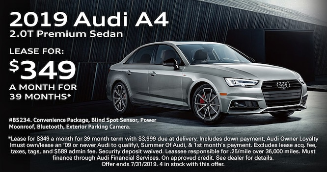 Flow Audi Winston Salem | New Audi dealership in Winston