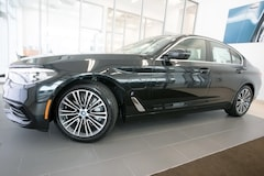 2019 BMW 5 Series 530e iPerformance Sedan