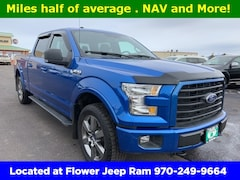 2016 Ford F-150 Truck SuperCrew Cab in Montrose, CO